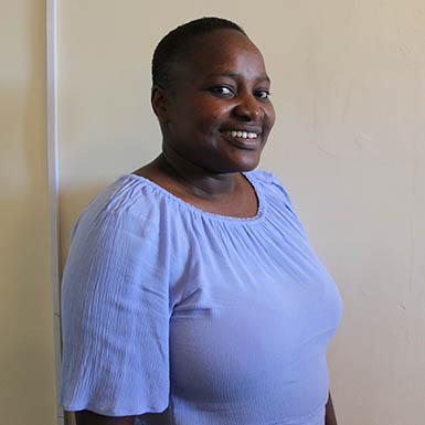 Belinda Mwale Masvingo